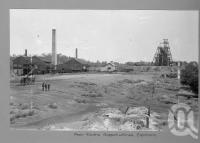 "<span class=""caption-caption"">Peak Downs copper mines, Clermont</span>, date unknown. <br />Photograph, collection of <span class=""caption-contributor"">Mobsby Collection, Fryer Library, UQ</span>."
