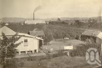 """<span class=""""caption-caption"""">Marian Sugar Mill, Mackay District</span>, 1900-1915. <br />Photograph, collection of <span class=""""caption-contributor"""">JC Smith Collection, Fryer Library, UQ</span>."""