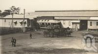 "<span class=""caption-caption"">Gladstone Railway Station</span>, 1900-1915. <br />Photograph, collection of <span class=""caption-contributor"">JC Smith Collection, Fryer Library, UQ</span>."