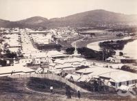 "<span class=""caption-caption"">General view Cooktown</span>, 1890. <br />Photograph, collection of <span class=""caption-contributor"">Richardson Collection, Fryer Library, UQ</span>."