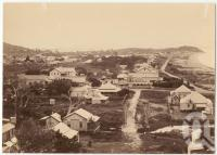 "<span class=""caption-caption"">North Ward at Kissing Point</span>, 1890. <br />Photograph, collection of <span class=""caption-contributor"">Richardson Collection, Fryer Library, UQ</span>."