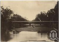 "<span class=""caption-caption"">Bohle River Bridge Townsville</span>, 1890. <br />Photograph, collection of <span class=""caption-contributor"">Richardson Collection, Fryer Library, UQ</span>."