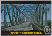 "<span class=""caption-caption"">Burdekin Bridge, Ayr and Home Hill</span>, c1970-2000. <br />Postcard, collection of <span class=""caption-contributor"">Murray Views Collection</span>."