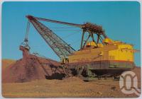 "<span class=""caption-caption"">Dragline Moura Mine, Dawson - Callide Valley</span>, c1970-2000. <br />Postcard, collection of <span class=""caption-contributor"">Murray Views Collection</span>."