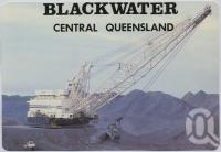 "<span class=""caption-caption"">Dragline, Blackwater</span>, c1970-2000. <br />Postcard, collection of <span class=""caption-contributor"">Murray Views Collection</span>."