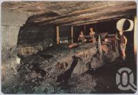"<span class=""caption-caption"">Mining Machine, Blackwater</span>, c1970-2000. <br />Postcard, collection of <span class=""caption-contributor"">Murray Views Collection</span>."