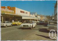 "<span class=""caption-caption"">High Street, Boonah</span>, c1970-2000. <br />Postcard, collection of <span class=""caption-contributor"">Murray Views Collection</span>."