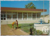 "<span class=""caption-caption"">Shire Office, Boonah</span>, c1970-2000. <br />Postcard, collection of <span class=""caption-contributor"">Murray Views Collection</span>."