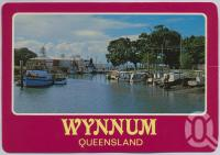 "<span class=""caption-caption"">Wynnum Creek, Wynnum</span>, c1970-2000. <br />Postcard, collection of <span class=""caption-contributor"">Murray Views Collection</span>."