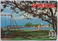 "<span class=""caption-caption"">Wading Pool, Wynnum</span>, c1970-2000. <br />Postcard, collection of <span class=""caption-contributor"">Murray Views Collection</span>."