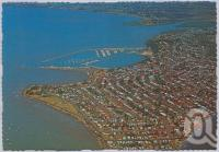 "<span class=""caption-caption"">Moreton Bay and Manly Boat Harbour, Wynnum - Manly</span>, c1970-2000. <br />Postcard, collection of <span class=""caption-contributor"">Murray Views Collection</span>."