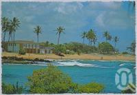 "<span class=""caption-caption"">Clubhouse, Bargara Beach</span>, c1970-2000. <br />Postcard, collection of <span class=""caption-contributor"">Murray Views Collection</span>."