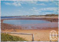 "<span class=""caption-caption"">The Rock Pool, Bargara Beach</span>, c1970-2000. <br />Postcard, collection of <span class=""caption-contributor"">Murray Views Collection</span>."