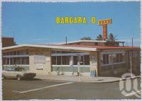 "<span class=""caption-caption"">Hotel - Motel, Bargara Beach</span>, c1970-2000. <br />Postcard, collection of <span class=""caption-contributor"">Murray Views Collection</span>."