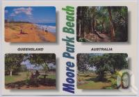 "<span class=""caption-caption"">Moore Park Beach, Bundaberg</span>, c1970-2000. <br />Postcard, collection of <span class=""caption-contributor"">Murray Views Collection</span>."