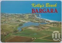 "<span class=""caption-caption"">Kelly's Beach, Bargara</span>, c1970-2000. <br />Postcard, collection of <span class=""caption-contributor"">Murray Views Collection</span>."