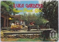 "<span class=""caption-caption"">Iluka Gardens and Bird Sanctuary, Innes Park</span>, c1970-2000. <br />Postcard, collection of <span class=""caption-contributor"">Murray Views Collection</span>."
