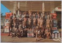 "<span class=""caption-caption"">Australian Aborigines, Camooweal</span>, c1970-2000. <br />Postcard, collection of <span class=""caption-contributor"">Murray Views Collection</span>."