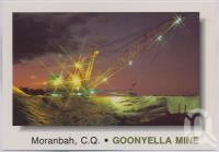 "<span class=""caption-caption"">Goonyella Mine, Moranbah</span>, c1970-2000. <br />Postcard, collection of <span class=""caption-contributor"">Murray Views Collection</span>."