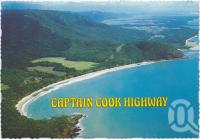 "<span class=""caption-caption"">Yule Point and Pebbly Beach, another scenic spot on the Captain Cook Highway</span>, c1970-2000. <br />Postcard, collection of <span class=""caption-contributor"">Murray Views Collection</span>."