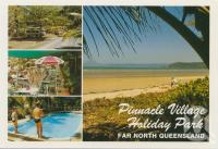 """<span class=""""caption-caption"""">Pinnacle Village Holiday Park, Vixies Road, Wonga</span>, c1970-2000. <br />Postcard, collection of <span class=""""caption-contributor"""">Murray Views Collection</span>."""