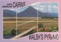 "<span class=""caption-caption"">Walsh's Pyramid, Cairns</span>, c1970-2000. <br />Postcard, collection of <span class=""caption-contributor"">Murray Views Collection</span>."