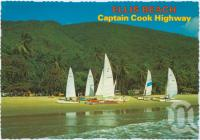 "<span class=""caption-caption"">Ellis Beach, Captain Cook Highway</span>, c1970-2000. <br />Postcard, collection of <span class=""caption-contributor"">Murray Views Collection</span>."
