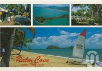 "<span class=""caption-caption"">Palm Cove, Cairns</span>, c1970-2000. <br />Postcard, collection of <span class=""caption-contributor"">Murray Views Collection</span>."