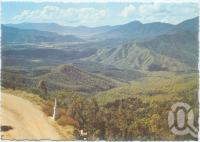 "<span class=""caption-caption"">Mulgrave Valley from Heales Lookout, Gillies Highway, Atherton Tableland</span>, c1970-2000. <br />Postcard, collection of <span class=""caption-contributor"">Murray Views Collection</span>."