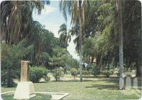 "<span class=""caption-caption"">The lower gardens of Lissner Park, showing the Band Rotunda, Charters Towers</span>, c1970-2000. <br />Postcard, collection of <span class=""caption-contributor"">Murray Views Collection</span>."