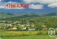 """<span class=""""caption-caption"""">Overlooking Atherton from the Lookout</span>, c1970-2000. <br />Postcard, collection of <span class=""""caption-contributor"""">Murray Views Collection</span>."""