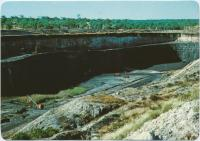 "<span class=""caption-caption"">Blair Athol Open Cut Coal Mine, Clermont</span>, c1970-2000. <br />Postcard, collection of <span class=""caption-contributor"">Murray Views Collection</span>."