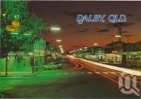 "<span class=""caption-caption"">Night Lights, Dalby</span>, c1970-2000. <br />Postcard, collection of <span class=""caption-contributor"">Murray Views Collection</span>."