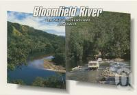 "<span class=""caption-caption"">Crossing the Bloomfield River should be done with caution due to the changing depths and the chance of meeting a crocodile</span>, c1970-2000. <br />Postcard, collection of <span class=""caption-contributor"">Murray Views Collection</span>."