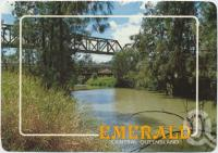"<span class=""caption-caption"">Nogoa River, Emerald</span>, c1970-2000. <br />Postcard, collection of <span class=""caption-contributor"">Murray Views Collection</span>."