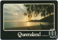 "<span class=""caption-caption"">Queensland sunrise</span>, c1970-2000. <br />Postcard, collection of <span class=""caption-contributor"">Murray Views Collection</span>."