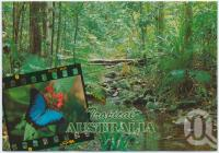 "<span class=""caption-caption"">North Queensland, Tropical Rainforest and Ulysses Butterfly</span>, c1970-2000. <br />Postcard, collection of <span class=""caption-contributor"">Murray Views Collection</span>."