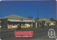 "<span class=""caption-caption"">Bororen Post Office and Supermarket, Bruce Highway, Bororen</span>, c1970-2000. <br />Postcard, collection of <span class=""caption-contributor"">Murray Views Collection</span>."