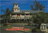 "<span class=""caption-caption"">Victoria Hotel, Goondiwindi</span>, c1970-2000. <br />Postcard, collection of <span class=""caption-contributor"">Murray Views Collection</span>."