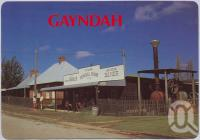 "<span class=""caption-caption"">The Museum, Gayndah</span>, c1970-2000. <br />Postcard, collection of <span class=""caption-contributor"">Murray Views Collection</span>."