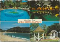 "<span class=""caption-caption"">Great Keppel Island</span>, c1970-2000. <br />Postcard, collection of <span class=""caption-contributor"">Murray Views Collection</span>."