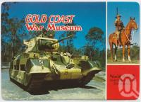 "<span class=""caption-caption"">Gold Coast War Museum, Mudgeeraba</span>, c1970-2000. <br />Postcard, collection of <span class=""caption-contributor"">Murray Views Collection</span>."