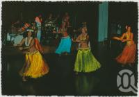 "<span class=""caption-caption"">Luau night, Hayman Island, Great Barrier Reef</span>, c1970-2000. <br />Postcard, collection of <span class=""caption-contributor"">Murray Views Collection</span>."