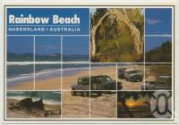 "<span class=""caption-caption"">Rainbow Beach</span>, c1970-2000. <br />Postcard, collection of <span class=""caption-contributor"">Murray Views Collection</span>."