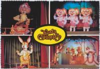 "<span class=""caption-caption"">Koala Theatre cast, Australia's only Anamatronics Musical Show, Dreamworld, Gold Coast</span>, c1970-2000. <br />Postcard, collection of <span class=""caption-contributor"">Murray Views Collection</span>."