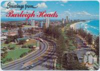 "<span class=""caption-caption"">Burleigh Heads looking north towards Miami</span>, c1970-2000. <br />Postcard, collection of <span class=""caption-contributor"">Murray Views Collection</span>."