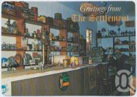 "<span class=""caption-caption"">Interior, General Store, The Settlement, Springbrook</span>, c1970-2000. <br />Postcard, collection of <span class=""caption-contributor"">Murray Views Collection</span>."