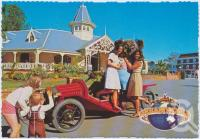 "<span class=""caption-caption"">Dreamworld's lovable and cuddly Kenny Koala, Coomera</span>, c1970-2000. <br />Postcard, collection of <span class=""caption-contributor"">Murray Views Collection</span>."