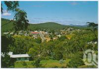 "<span class=""caption-caption"">View of Herberton, ""The Village in the Hills""</span>, c1970-2000. <br />Postcard, collection of <span class=""caption-contributor"">Murray Views Collection</span>."