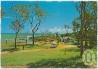"""<span class=""""caption-caption"""">Picturesque Gatakers Bay, Hervey Bay</span>, c1970-2000. <br />Postcard, collection of <span class=""""caption-contributor"""">Murray Views Collection</span>."""